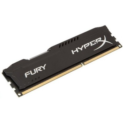 Память Kingston DDR3-1866 8192MB PC3-14900 HyperX FURY Black (HX318C10FB/8)