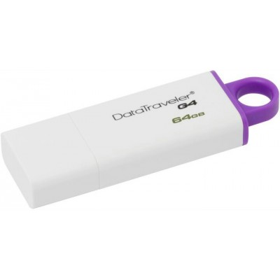 Флеш память USB Kingston DataTraveler I G4 64GB (DTIG4/64GB)