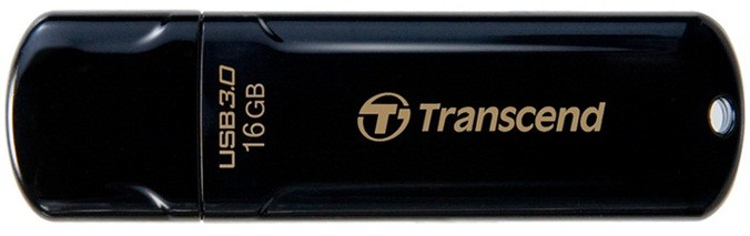 Флеш память USB Transcend JetFlash 700 16GB (TS16GJF700)
