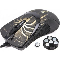 Мышь A4 Tech XL-747H Spider X7 Laser Мouse USB Brown