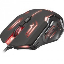 Мышка Trust GXT 108 Rava Illuminated Gaming mouse (22090)