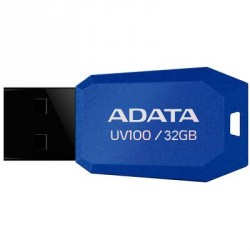 A-DATA 32GB DashDrive UV100 Blue USB 2.0 (AUV100-32G-RBL)