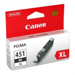 Картридж Canon CLI-451B XL Black (6472B001)