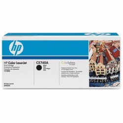 Картридж HP CLJ CP5220 series, Black (CE740A)