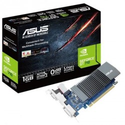 Видеокарта ASUS GeForce GT710 1024Mb Silent (GT710-SL-1GD5)