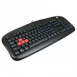 Клавиатура A4tech KB-28G USB Black (KB-28G-USB)