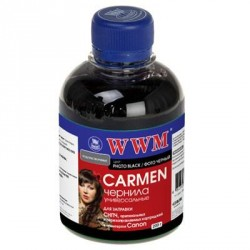 Чернила WWM CANON UNIVERSAL CARMEN Photo Black (CU/PB)