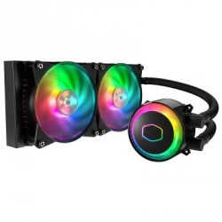 Кулер для процессора CoolerMaster MASTERLIQUID ML240R RGB (MLX-D24M-A20PC-R1)
