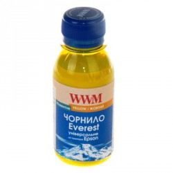 Чернила WWM EPSON UNIVERSAL EVEREST pigmented Yellow (EP02/YP-2)