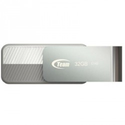 USB флеш накопитель Team 32GB C142 White USB 2.0 (TC14232GW01)