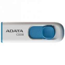 A-DATA 32GB C008 White USB 2.0 (AC008-32G-RWE)