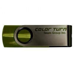 USB флеш накопитель Team 16GB Color Turn E902 Green USB 2.0 (TE90216GG01)