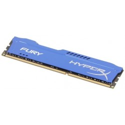 Память Kingston DDR3-1866 8192MB PC3-14900 HyperX FURY Blue (HX318C10F/8)