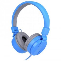 Наушники Vinga HSM035 Blue New Mobile (HSM035BL)