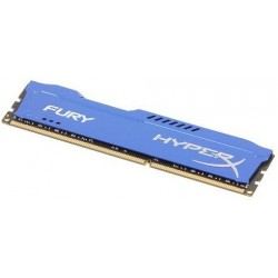 Память Kingston DDR3-1600 8192MB PC3-12800 HyperX FURY Blue (HX316C10F/8)