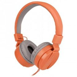 Наушники Vinga HSM035 Orange New Mobile (HSM035OR)