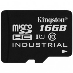 Карта памяти Kingston 16GB microSD class 10 USH-I (SDCIT/16GBSP)