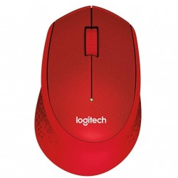 Мышка Logitech M330 Silent plus Red (910-004911)