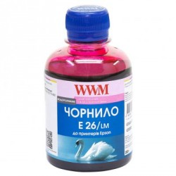 Чернила WWM EPSON XP-600/XP-605/XP-7005 Light Magenta (E26/LM)