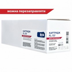 Картридж FREE Label CANON 737 (для MF211/ 212/ 216/ 217/ 226/ 229 Series) (FL-737)