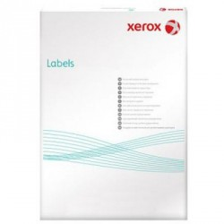 Бумага XEROX A4 Labels 4UP (squared)105x149mm/Mono Laser/100л (003R97402)