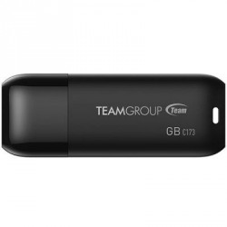 USB флеш накопитель Team 8GB C173 Pearl Black USB 2.0 (TC1738GB01)