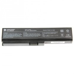 Аккумулятор для ноутбука TOSHIBA Satellite L750 (PA3817U-1BAS) 10.8V 5200mAh PowerPlant (NB510092)