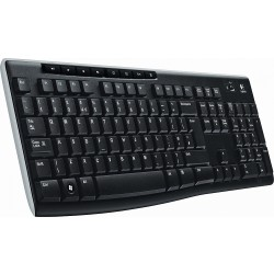 Клавиатура Logitech Wireless Keyboard K270 (920-003757)