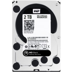Жесткий диск Western Digital Black 2TB 7200rpm 64MB WD2003FZEX 3.5 SATA III