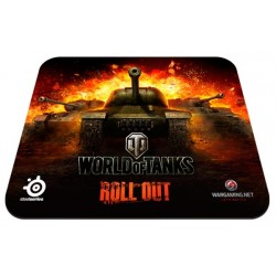 Игровая поверхность SteelSeries QcK World of Tanks Edition (67269)