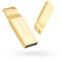 USB флеш накопитель eXceleram 64GB U2 Series Gold USB 2.0 (EXP2U2U2G64)
