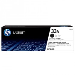 Картридж HP LJ  33A, Ultra M134 Black (CF233A)