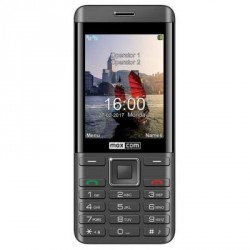 Maxcom MM236 Black-SIlver