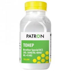Тонер PATRON Brother HL-3040/4040/4140 BCS YELLOW 100г (PN-BCS-Y-100)