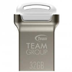 USB флеш накопитель Team 32GB C161 White USB 2.0 (TC16132GW01)