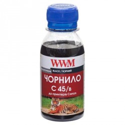 Чернила Canon CLI-451B 100г Black Water-soluble WWM (C45/B-2)