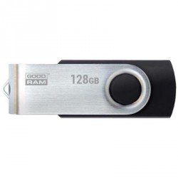 USB флеш накопитель GOODRAM 128GB UTS3 Twister Black USB 3.0 (UTS3-1280K0R11)