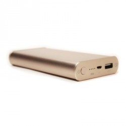 Батарея универсальная PowerPlant Q1S Quick-Charge 2.0 10200mAh Gold (DV00PB0005G)