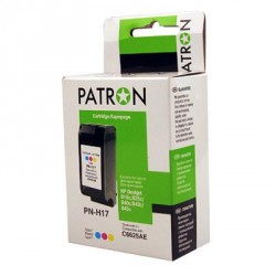 Картридж PATRON HP №17 COLOUR /C6625AE (PN-H17)