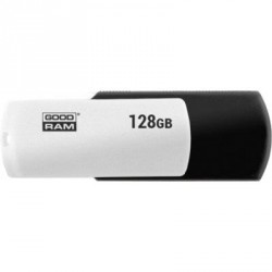 USB флеш накопитель GOODRAM 128GB UCO2 Colour Black&White USB 2.0 (UCO2-1280KWR11)