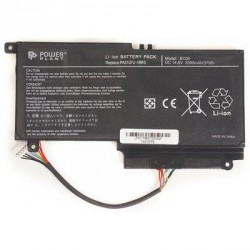 Аккумулятор для ноутбука TOSHIBA Satellite L55 (PA5107U-1BRS, TA5107P9) 14.8V 2500mAh PowerPlant (NB510221)