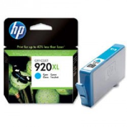 Картридж HP DJ No.920XL OJ 6500 cyan (CD972AE)