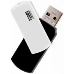GOODRAM 64GB UCO2 Colour Black&White USB 2.0 (UCO2-0640KWR11)