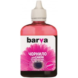 Чернила Barva для Canon CLI-521/CL-511 (MG2140/MP230/MP280) Magenta 90г (C521-287) (I-BAR-CCLI521-090-M)