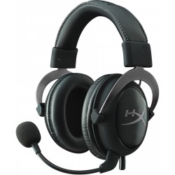 Kingston HyperX Cloud II Gaming Headset Gun Metal (KHX-HSCP-GM)
