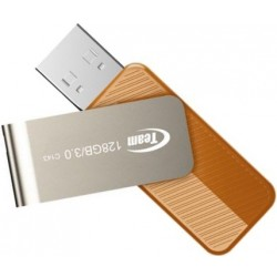 Team 128GB C143 Brown USB 3.0 (TC1433128GN01)